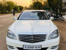 Used 2011 Mercedes Benz S Class AT for sale