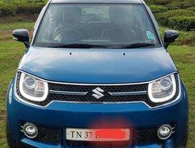 Maruti Suzuki Ignis 1.2 AMT Alpha 2018 AT for sale