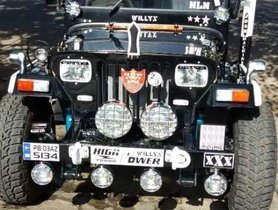 2019 Mahindra Jeep MT for sale at low price