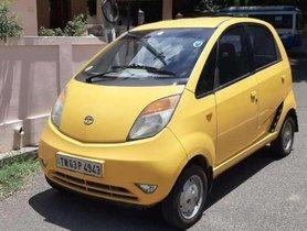 Tata Nano LX, 2011, Petrol MT for sale