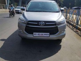 2017 Toyota Innova Crysta AT for sale at low price