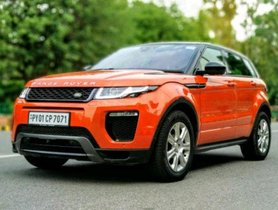 Land Rover Range Rover Evoque HSE Dynamic AT for sale