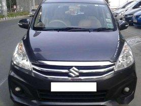 Used Maruti Suzuki Ertiga MT car at low price