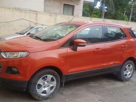 Used Ford EcoSport 1.5 DV5 MT Trend car at low price