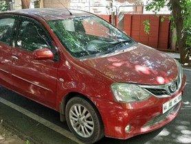 Toyota Etios Liva Diesel TRD Sportivo MT 2012 for sale