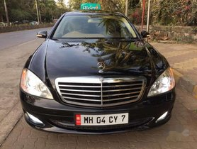 Used 2006 Mercedes Benz S Class AT for sale