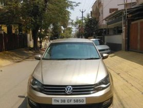 Volkswagen Vento 2016 MT for sale