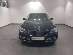 Used BMW 7 Series 730Ld Sedan 2015 AT for sale