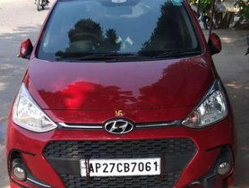 2018 Hyundai Grand i10 MT for sale
