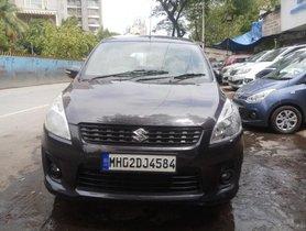Used Maruti Suzuki Ertiga VXI CNG MT 2014 for sale