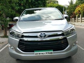 2016 Toyota Innova Crysta 2.4 ZX MT for sale