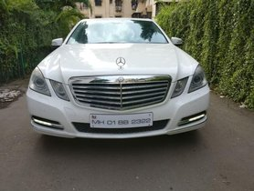 Mercedes Benz E Class AT 2011 for sale