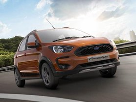 Ford Freestyle Registers 75% Drop In Sales