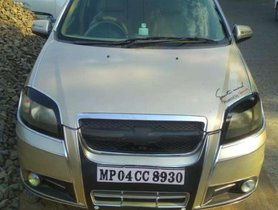Used Chevrolet Aveo car 1.4 MT at low price