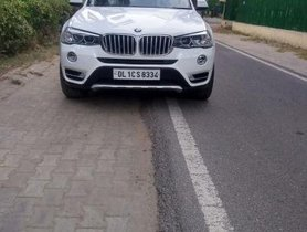 Used BMW X3 xDrive20d xLine AT car at low price