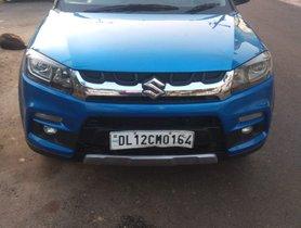 2017 Maruti Suzuki Vitara Brezza ZDi Diesel MT for sale in New Delhi