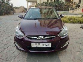 Hyundai Fluidic Verna 1.6 CRDi SX AT, 2011, Diesel for sale