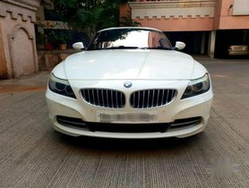 Used BMW Z4 car MT for sale at low price