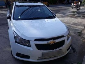 Used Chevrolet Cruze car LTZ MT at low price