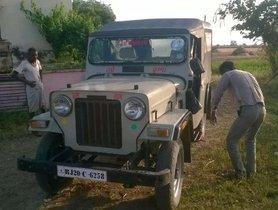 Mahindra Jeep 1997 MT for sale