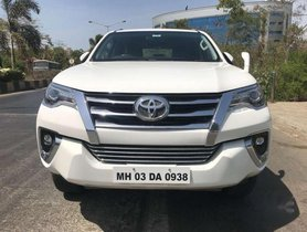 Toyota Fortuner 4x2 AT 2018 for sale