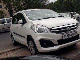 2016 Maruti Suzuki Ertiga  VXI MT for sale at low price
