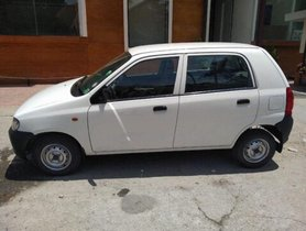 2012 Maruti Suzuki Alto 800 LXI MT for sale at low price