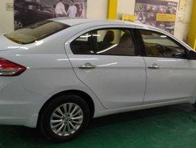 Maruti Suzuki Ciaz AT 2015 for sale