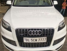 Used Audi Q7 35 TDI Quattro Technology AT 2015 for sale