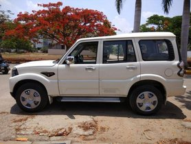 Used Mahindra Scorpio S4 7 Seater MT 2015 for sale
