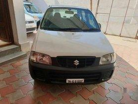 2012 Maruti Suzuki Alto MT for sale