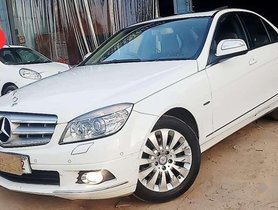 Mercedes-Benz C-Class 220 CDI AT, 2009, Diesel for sale