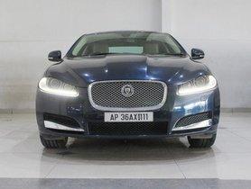 Jaguar XF 2.2 Litre Luxury AT 2013 for sale