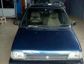 Maruti Suzuki 800 2001 MT for sale