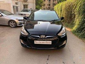 Used Hyundai Verna car 1.6 CRDi SX MT at low price