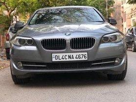 BMW 5 Series 520d Sedan AT 2011 for sale