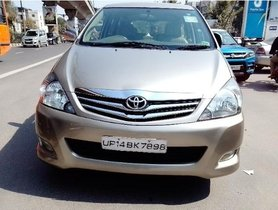 Used 2011 Toyota Innova 2.5 V Diesel MT  low price