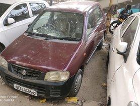2008 Maruti Suzuki Alto LXI Petorl MT for sale in New Delhi