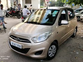 2011 Hyundai i10 I10 Sportz Petrol CNG 1.2 for sale in New Delhi