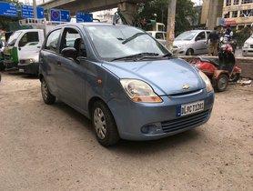 2008 Chevrolet Spark 1.0 LT Petrol MT for sale in New Delhi