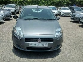 2012 Fiat Grande Punto Active Diesel MT for sale in Noida