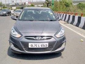 2011 Hyundai Verna 1.5 SX Diesel MT for sale in New Delhi