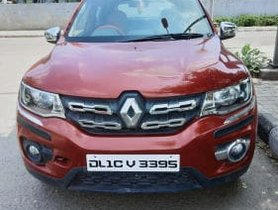 2016 Renault Kwid RXT 1.0 Optional  for sale in New Delhi