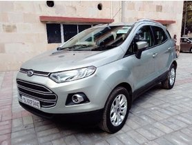 2013 Ford EcoSport VCT AT Titanium Petrol AT for sale in New Delhi