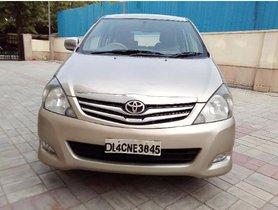 2009 Toyota Innova 2.5 V Diesel 7-seater for sale in New Delhi