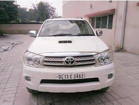 2011 Toyota Fortuner 3.0 Diesel MT for sale in New Delhi
