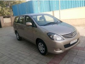 2011 Toyota Innova 2.5 G4 8 Seater for sale in Ghaziabad