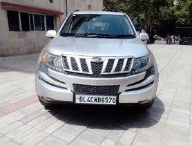 2011 Mahindra XUV 500 W8 FWD Diesel MT in New Delhi