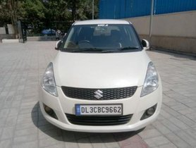 2012 Maruti Suzuki Swift VDI Diesel MT for sale in New Delhi