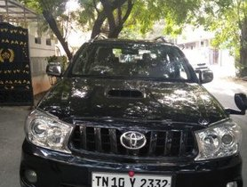 Used 2009 Toyota Fortuner  3.0 Diesel MT for sale